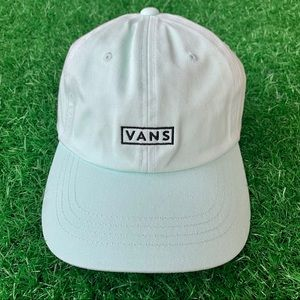 Vans Curved Bill Hat (Mint Colored)